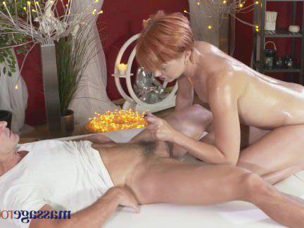 Милфа порно Массаж номера рыжеволосый любит в быть трахал секс видео