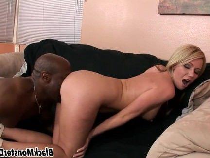 Милфа порно Большие сиськи Эшли Винтерс растирается черный дик секс видео