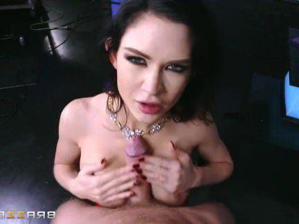Милфа порно Кендалл Карсон трахается на Браззерс секс видео