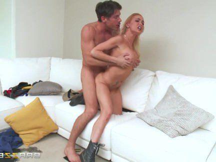 Милфа порно Грязный ремонт кабеля-девушка Девон-Браззерс секс видео