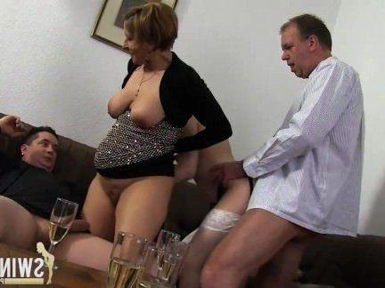 Милфа порно Swingerparty bei Franz секс видео