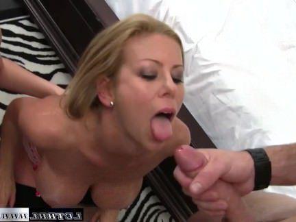 Милфа порно Подросток пойманный чертов BF по мамаша Alexis Fawx секс видео