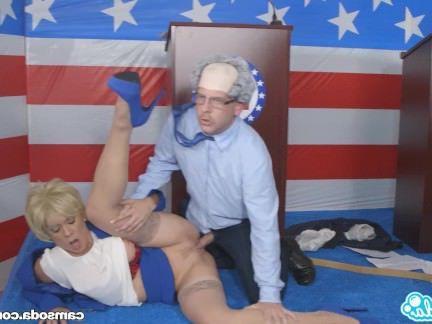 Милфа порно президентские дебаты заканчиваются со всеми, блядь секс видео