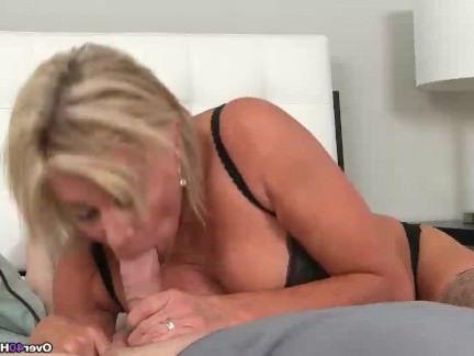 Милфа порно Непослушный мамаша от 1-го лица Минет секс видео