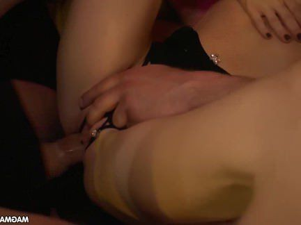Милфа порно Немецкий Фетиш Свингер Ужин секс видео