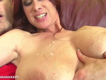 Милфа порно Грудастая рыжая рывков стояк секс видео