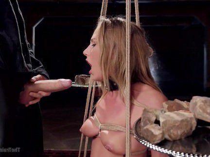Милфа порно Картер Круиз и ы раб обучение, день 1 секс видео