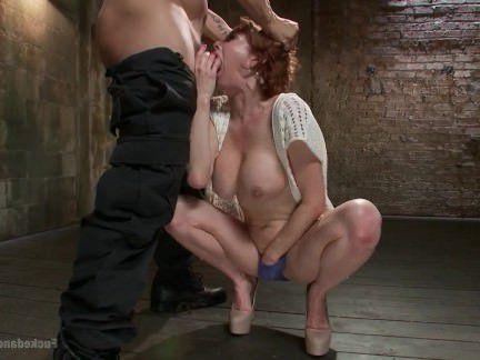 Милфа порно Раб мамаша секс видео