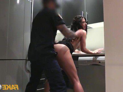 Милфа порно Fake cop Female Wanna Be COP HAVING Горячий секс секс видео