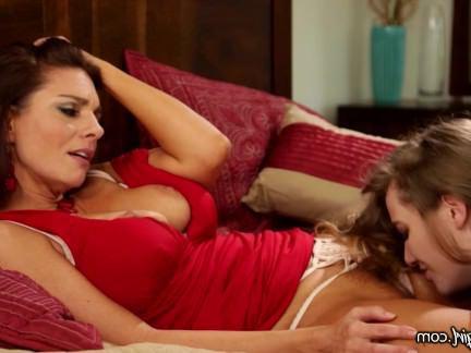 Милфа порно MommysGirl падчерица просто хочет в пожалуйста мама секс видео