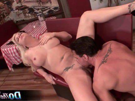 Милфа порно Жена получает analed перед мужем секс видео