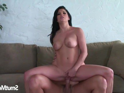 Милфа порно очень горячая брюнетка чертовски трудно секс видео