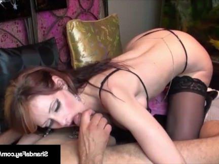 Милфа порно Непослушная домохозяйка Шанда Фэй получает хуй в ее киску и задницу! секс видео