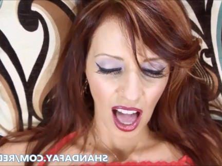 Милфа порно Заполните Мою Канадскую Дыру Спермой! Шанда Фэй! секс видео